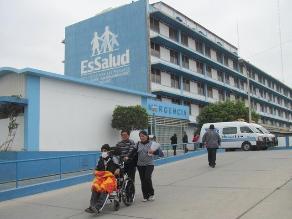 Chiclayo: denuncian a doce médicos de EsSalud por negligencia
