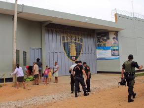 Tumbes: mujer intentó ingresar droga al penal en partes íntimas