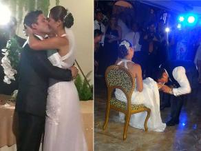 Karla Tarazona: ¡Mira todos los detalles de su boda!