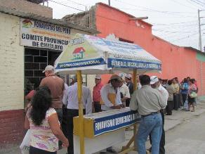 Chiclayo: fonavistas esperan que gobierno cumpla con devolución