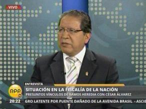 Fiscal Pablo Sánchez ordena auditoria en Ministerio Público