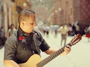 Diosdado Gaitán Castro masteriza nuevo disco en Londres