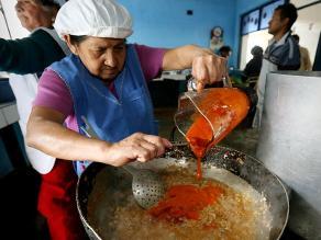 Chiclayo: empadronarán listas del vaso de leche y comedores