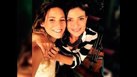 ´Betty la fea´ grabó piloto de miniserie en Lima