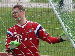 Robben: Neuer merecería el Balón de Oro pero Ronaldo y Messi también