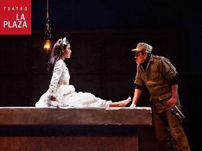 Ministerio de Cultura respalda a obra de teatro ´La Cautiva´