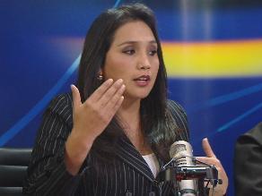 Ley Jóvenes: Presentarán moción de censura contra Ana María Solórzano