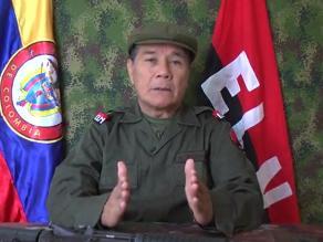 ELN: No hay voluntad del Gobierno colombiano para negociar la paz