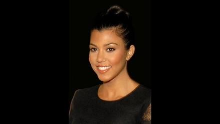 Kourtney Kardashian reveló que consume su propia placenta en cápsulas