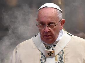Papa Francisco insta a denunciar la violencia en nombre de la fe