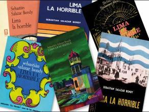 Conversatorio sobre Lima La Horrible, ensayo de Sebastián Salazar Bondy