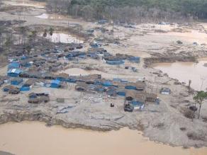 La fiebre del oro acelera la deforestación en América Latina