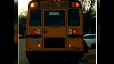 Estados Unidos: madre de familia afirma que bus está poseído