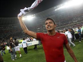 Reimond Manco apunta a jugar la Copa América con la selección