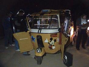 Puno: mototaxistas se organizan para capturar a banda de asaltantes