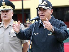 Urresti: Alan García ha delegado fabricación de una farsa de espionaje