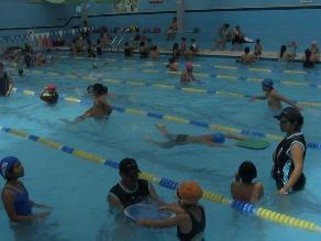 Arequipa: declaran de alto riesgo piscina del colegio Independencia