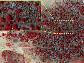 El antes y después de la masacre de Boko Haram en imágenes satelitales