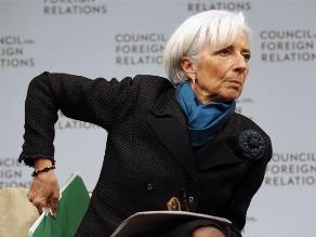 FMI: Perspectivas para economía mundial aún son sombrías