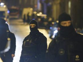 Dos muertos y un herido en una operación antiterrorista en el Bélgica