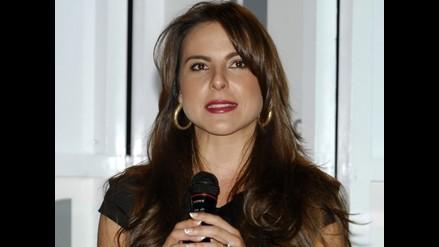Kate del Castillo habla de su ex Aarón Díaz