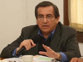 Del Castillo: Urresti y Cateriano deben declarar ante MP por reglaje