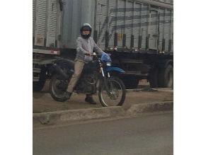 #ROTAFONO: Motociclista invade berma central de autopista en Arequipa