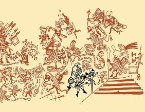 Las figurinas e iconografías de los guerreros moches