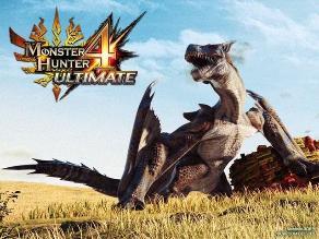Monster Hunter 4 Ultimate llega el próximo 13 de febrero