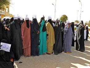 Mauritania: Miles se manifiestan en contra de