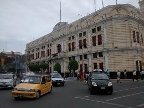 Chiclayo: denuncian que tres mil expedientes de choferes están paralizados