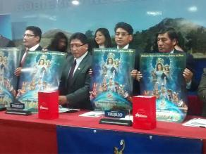 Puno: se inician actividades por la fiesta de la Virgen de la Candelaria