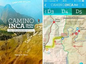 Descubre la aplicación que te guiará por el Camino Inca