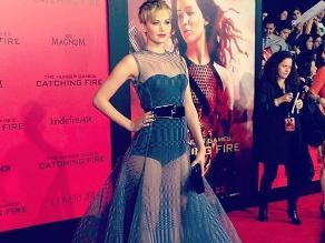 Jennifer Lawrence protagonizará película de James Cameron