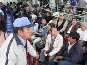 Fonavi: Más de 3,186 pensionistas ya cobraron sus aportes