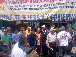 Trujillo: expectativa por devolución de dinero a fonavistas