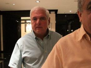Panamá: Expresidente Ricardo Martinelli negó acusaciones de corrupción