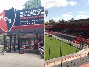 RPP te hace conocer el estadio Marcelo Bielsa, predio de Newell