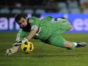 Iker Casillas considera de vital importancia el triunfo ante Getafe