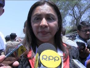 DINI es vinculada a supuesto reglaje a Marisol Espinoza
