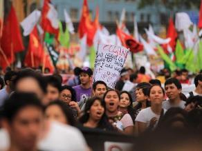 Ipsos: 72 % de peruanos desaprueba el Régimen Laboral Juvenil