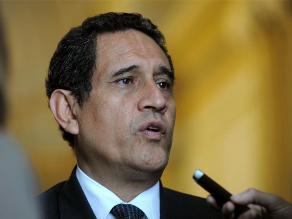 Comisión Áncash interrogará este martes a César Álvarez en Piedras Gordas