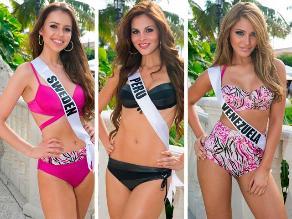 Miss Universo: candidatas en la recta final del certamen