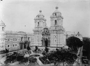 Lima: la Ciudad de los Reyes al inicio del siglo XX
