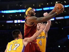 NBA: LeBron James recibirá a los Chicago Bulls en su mejor forma