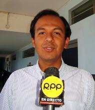 Piura: congresista Juan José Díaz Dios se solidariza con Marisol Espinoza