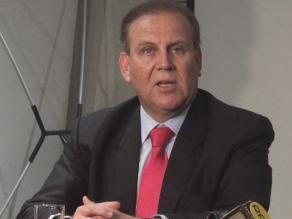 Alberto Tejada: Buscaremos al mejor técnico que resucite el fútbol peruano