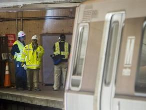 Metro de Washington se disculpó por accidente que causó un muerto