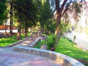 Huánuco: hacen plan para recuperar más de 40 parques y jardínes