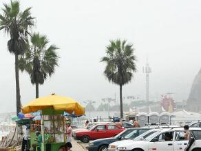 Vientos frescos se sentirán en Lima durante todo el verano, según Senamhi